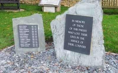 Waltham Parish Council War Memorial Plaques
